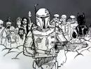 Boba Fett na Tatooine