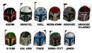Mando Helmets