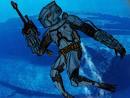 Ryba - Mandalorianin z rasy Mon Calamari