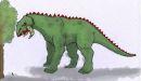 Mythosaur-roślinnożerca