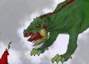 Mythosaur-drapieżca